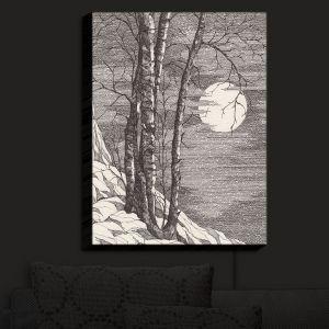 Nightlight Sconce Canvas Light | Gerry Segismundo - Moonlight Sonata 1