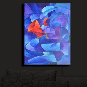 Nightlight Sconce Canvas Light | Gerry Segismundo - Sax on Wall