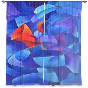 Decorative Window Treatments   Gerry Segismundo - Sax on Wall   instrument music abstract geometric