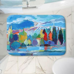 Decorative Bathroom Mats | Hooshang Khorasani - Colorado Collection