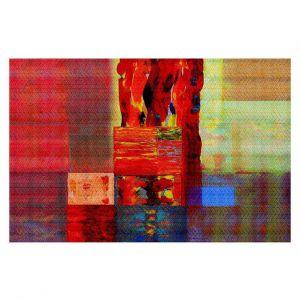 Decorative Floor Coverings | Hooshang Khorasani Color Storm Abstraction III
