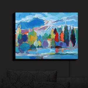 Nightlight Sconce Canvas Light | Hooshang Khorasani's Color Collection