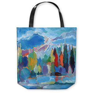 Unique Shoulder Bag Tote Bags | Hooshang Khorasani Colorado Collection