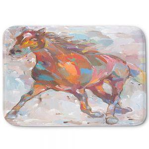 Decorative Bathroom Mats   Hooshang Khorasani - Equine Advance Horses