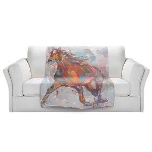 Artistic Sherpa Pile Blankets | Hooshang Khorasani Equine Advance Horse