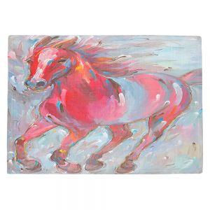 Countertop Place Mats | Hooshang Khorasani - Equine Power Horse
