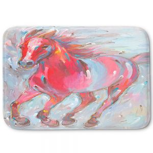 Decorative Bathroom Mats   Hooshang Khorasani - Equine Power Horses