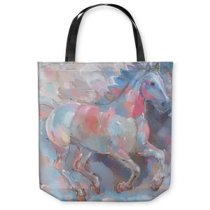 Unique Shoulder Bag Tote Bags | Hooshang Khorasani Ready To Soar II Horse