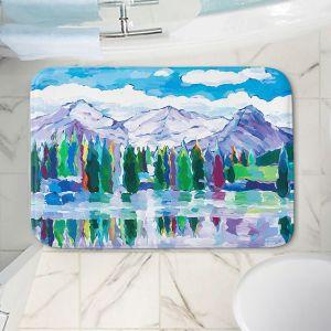 Decorative Bathroom Mats | Hooshang Khorasani - Scenic Sentries