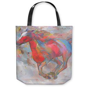 Unique Shoulder Bag Tote Bags | Hooshang Khorasani Smooth Runner I