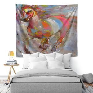 Artistic Wall Tapestry | Hooshang Khorasani Smooth Runner II