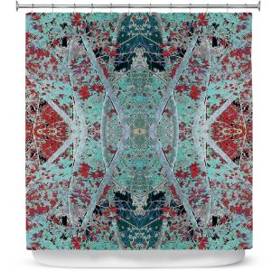 Premium Shower Curtains | Hooshang Khorasani Snowy Evening