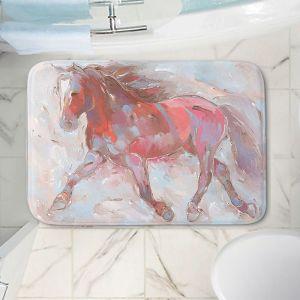 Decorative Bathroom Mats | Hooshang Khorasani - Steed With Style Horses