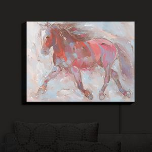 Nightlight Sconce Canvas Light | Hooshang Khorasani's Steed With Style