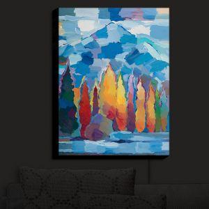 Nightlight Sconce Canvas Light   Hooshang Khorasani - Streamside Gathering