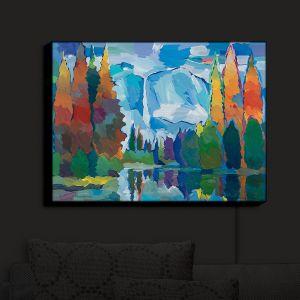 Nightlight Sconce Canvas Light | Hooshang Khorasani - Window to Grandeur