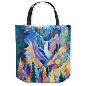 Unique Shoulder Bag Tote Bags   Hooshang Khorasani Yellowstone