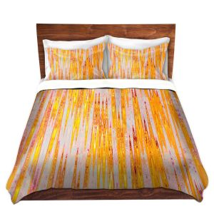 Decorative Duvet Covers from DiaNoche by Iris Lehnhardt - Correlation II