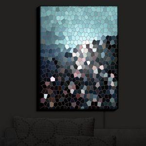 Unique Illuminated Wall Art 20 x 16 from DiaNoche Designs by Iris Lehnhardt - Patternization II
