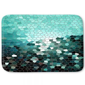 Unique Bath Mat Small from DiaNoche Designs by Iris Lehnhardt - Patternization V