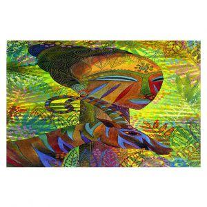 Decorative Floor Coverings   Jennifer Baird African Queens