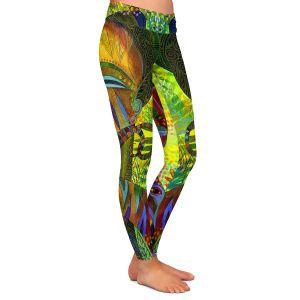 Casual Comfortable Leggings | Jennifer Baird African Queens