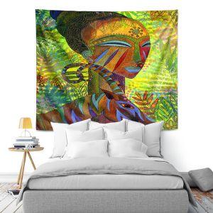 Artistic Wall Tapestry | Jennifer Baird African Queens