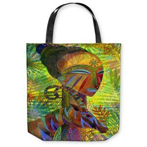 Unique Shoulder Bag Tote Bags | Jennifer Baird African Queens
