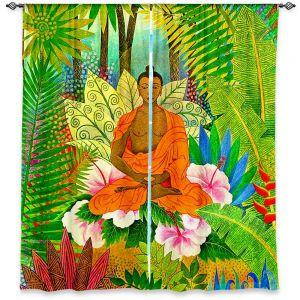 Decorative Window Treatments   Jennifer Baird Buddha in the Jungle