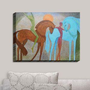 Decorative Canvas Wall Art | Jennifer Baird - Companions