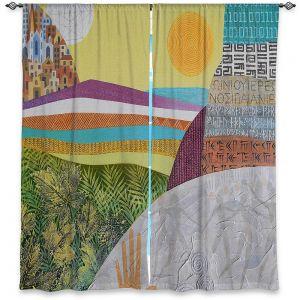 Decorative Window Treatments | Jennifer Baird - Emergence | City Ocean Sun Nature People