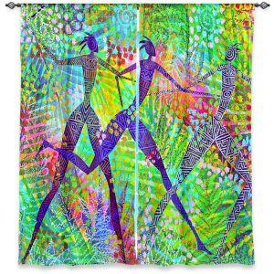 Decorative Window Treatments   Jennifer Baird Freedom in the Rain forest