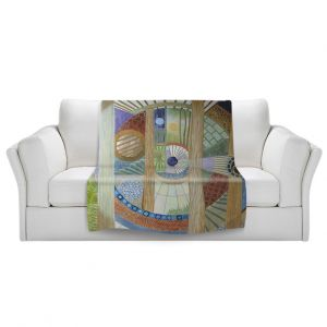Artistic Sherpa Pile Blankets   Jennifer Baird House of the Mediator