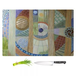 Artistic Kitchen Bar Cutting Boards | Jennifer Baird - House of the Mediator