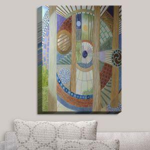 Decorative Canvas Wall Art | Jennifer Baird - House of the Meditator