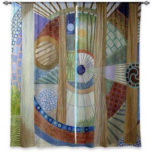Decorative Window Treatments   Jennifer Baird House of the Mediator