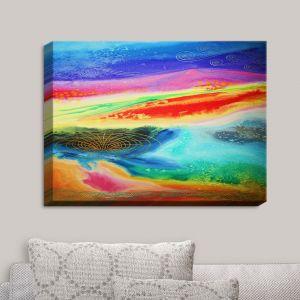 Decorative Canvas Wall Art | Jennifer Baird - Inner Journey