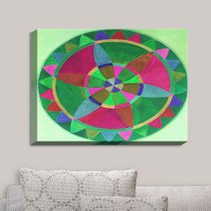Decorative Canvas Wall Art | Jennifer Baird - Mandala I C