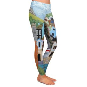 Casual Comfortable Leggings | Jennifer Baird - Old Town and Rock A Nore | Old Town Shops River Boats People