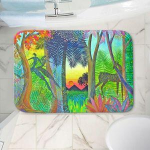 Decorative Bathroom Mats | Jennifer Baird - Twilight