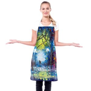 Artistic Bakers Aprons   Jessilyn Park - At Last   Outside Park People Love