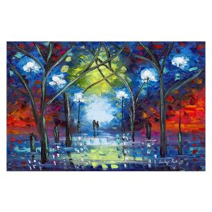 Decorative Floor Covering Mats | Jessilyn Park - At Last | Outside Park People Love