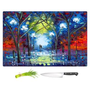 Artistic Kitchen Bar Cutting Boards | Jessilyn Park - At Last | Outside Park People Love