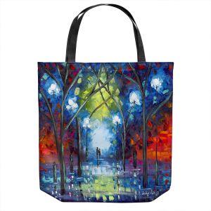 Unique Shoulder Bag Tote Bags | Jessilyn Park - At Last | Outside Park People Love