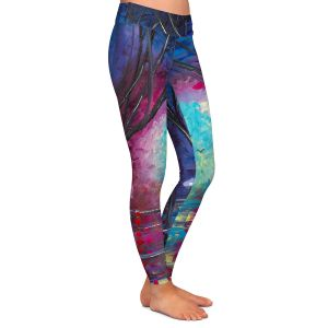 Casual Comfortable Leggings   Jessilyn Park - Courage to Dream