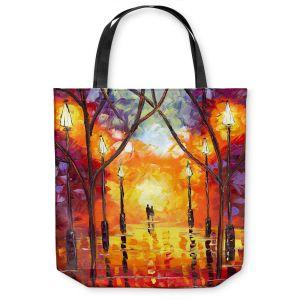 Unique Shoulder Bag Tote Bags | Jessilyn Park - Endless Love