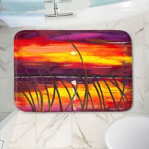 Decorative Bathroom Mats   Jessilyn Park - Evening Lake Butler