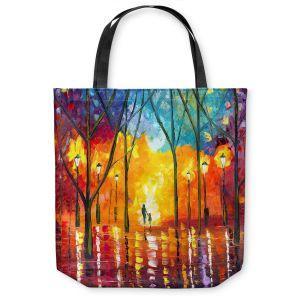 Unique Shoulder Bag Tote Bags | Jessilyn Park - Guiding Light