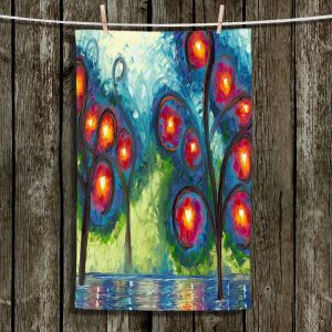 Unique Bathroom Towels | Jessilyn Park - Hearts Afire