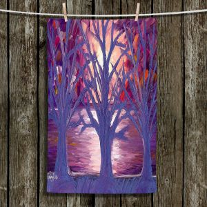 Unique Bathroom Towels | Jessilyn Park - Moonlight Whispers